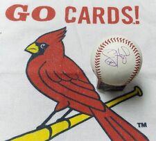 Jason Heyward autographed Rawlings MLB Baseball