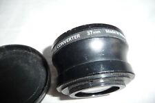 Wide angle lens KODAK super wide angle converter 0.5X 37mm fit  J31