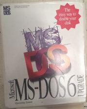 Microsoft DOS 6.0 - Upgrade 147095V600