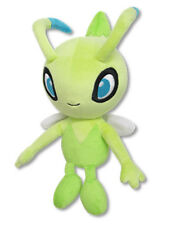 "Sanei All Star Collection Pokemon Sun & Moon 7"" Stuffed Plush Doll PP65 Celebi"