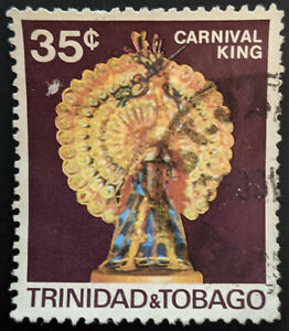 Stamp Trinidad and Tobago SG326 1968 Carnival King Used
