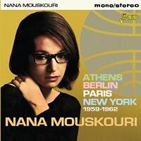 Nana Mouskouri - Athens, Berlin, Paris, New York 1959-1962 [CD]