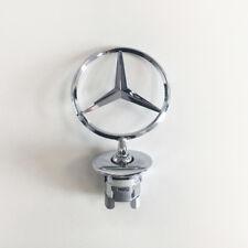 Mercedes-Benz A2218800086 Motorhaube Stern - Silber