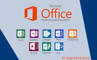 Microsoft Office 2013 Professional Plus  32/64 MS Office Pro Plus, Deu, Englisch