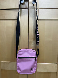 jeffree star pink black purse