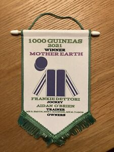1000 Guineas 2021 Mother Earth Pennant Frankie Dettori 20th Classic