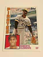 2012 Topps Archives Baseball Base Card - Roberto Clemente - Pittsburgh Pirates