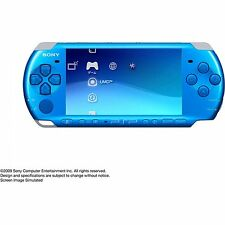 SONY PSP 3000 Console Blue *VGC*+Warranty!