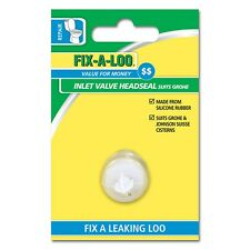 Fix-A-Loo Inlet Valve Headseal Washer - Suits most Grohe, Geberit & Coroma