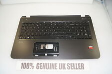 HP PAVILION 15-P SERIES AMD A8 A10 UK KEYBOARD PALMREST UPPER COVER BEATSAUDIO