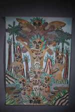 PASTOR FUMERO peinture cubaine
