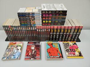 GTO English Manga FULL SET 1-25 Early Years 1-15 14 Days 1-9 Tokyopop Vertical