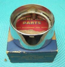 NOS MoPar 1955 1956 DeSoto Firedome Fireflite blow ring ornament RETAINER