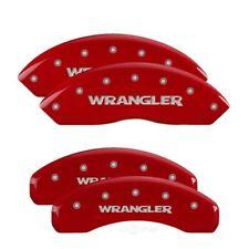 Disc Brake Caliper Cover-Sport MGP Caliper Covers 42007SWRGRD