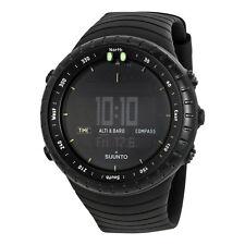 Suunto Core Regular Black Carbon Fiber Unisex Watch SS014279010