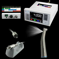 NSK E-type CICADA Dental Electric Motor + 1:1 Handpiece LOW SPEED Contra Angle