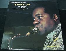 LP Eddie Harris Quartet  Steps Up  SteepleChase 1981 neu & ovp