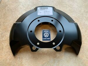 Mk1 Golf Tintop Cabriolet Front Disc Brake Backing Plates (2 off) 171615311