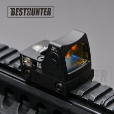 RM07 RMR TRIJICON CLONE WITH CASE RED DOT REFLEX TACTICAL GLOCK, USA SELLER!!!