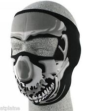 MASQUE NEOPRENE ZAN HEADGEAR SKULL Taille unique