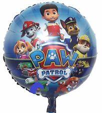 "Paw Patrol 18"" 45cm round foil balloon"