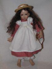*SIGNED* Beautiful Artist Made Hand Sculpted Doll By Julie Fischer 1992-A