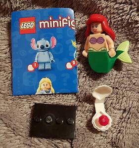 """Lego  Minifiguren Disney Serie 1 """"71012-18 - Arielle"""" Neu"""