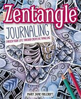 Zentangle Journaling by Holcroft, Mary Jane (Paperback book, 2016)