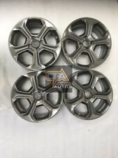"Genuine Ford Fiesta ST alloy wheels 17"" - professionally refurbished"