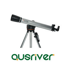 Celestron Astronomical 80LCM Computerized Telescope Perfect Christmas Gift 22051