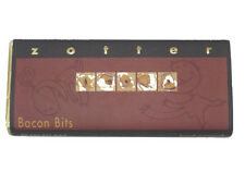 Zotter 70g Bacon Bits chocolate bar YES !!! Chocolate with the Taste of Bacon