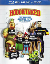 (Brand new sealed) Hoodwinked (Blu-ray/DVD, 2011, 2-Disc Set)