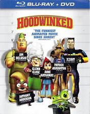 (Brand new sealed) Hoodwinked (Blu-ray/DVD, 2011, 2-Disc Set)