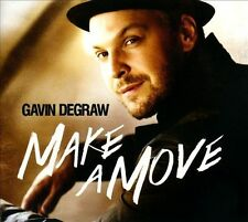 Make a Move [Digipak] by Gavin DeGraw (CD, Oct-2013, RCA) NEW