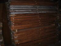 Hals Kantel Blank Mahagoni 52 mm Tonholz ca 70-80 x 8-10 x 5 cm Bohle Planke