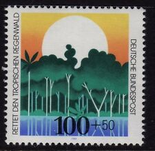 Germany 1992 Protection of the Tropical Rain Forest SG 2466 MNH