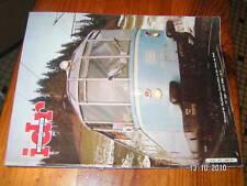 IDR indépendant du rail n°260 Automotrice Panoramique