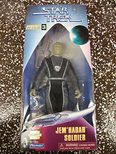 "Star Trek Jem'Hadar Soldier 9"" Collectible Figure 012467"
