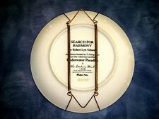 Van Hygan & Smythe Plate Hanger BRADFORD Danbury DELPHI