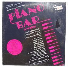 SEALED BRUCE & DORIS YEKO: Piano Bar Soundtrack LP ORIGINAL CAST US 1978
