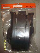 NEW KTM SKID PLATE PLASTIC WITH QUICK-FASTENER 250 SX-F XCF-W 77003190000