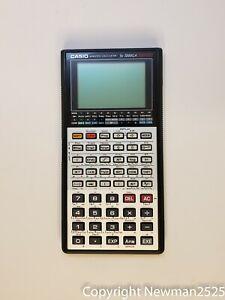 Vintage Casio fx-7000GA Scientific Graphing Calculator
