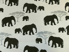 Unbranded 100% Cotton Upholstery Craft Fabrics