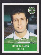 Panini Fútbol 91 - # 380 John Collins-Celta