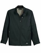 Dickies Men's Bonded Canvas Softshell Jacket, Large, Brand New in Bag