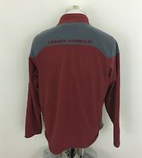 Under Armour Mens Pullover Long Sleeve 1/2 Zip Size M
