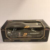 Racing Champions Limited Edition Nascar 1:24 Diecast Car Bank Rusty Wallace Vtg