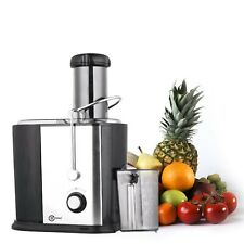 Belaco 800W Juicer Machine Whole Fruit & Vegetable Juice Extractor SS Body