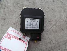 AUDI A6 AC FLAP/ STEPPER MOTOR BOSCH PART# 4B2820511/ 0132801137 3 C5 04 (4TH)