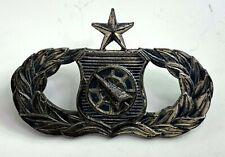 US Air Force Senior Weapons Director Badge